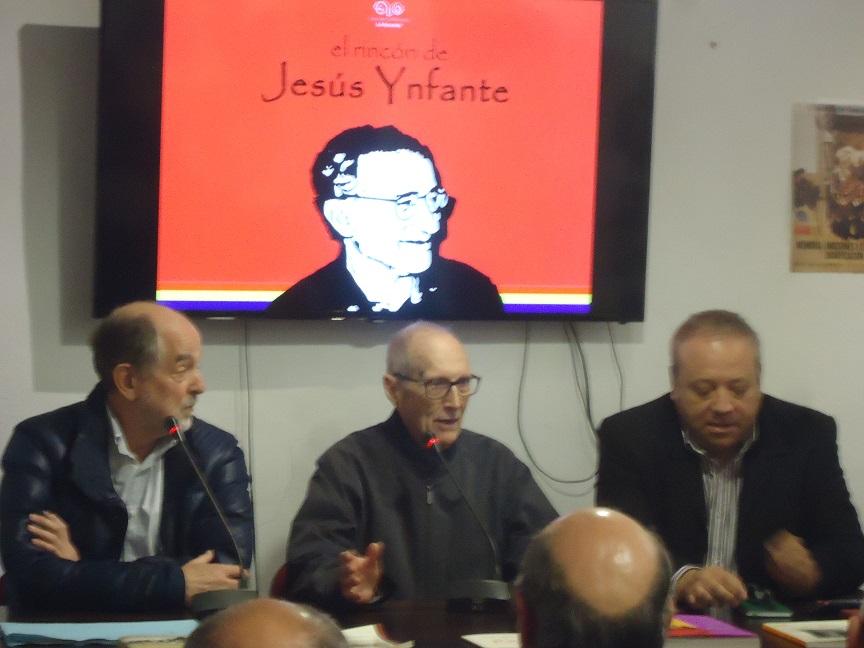 Intervención de Andrés Vázquez de Sola.