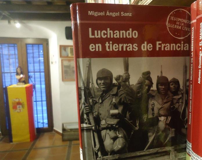La edición de 2006, en la Biblioteca de la Casa de la Memoria.