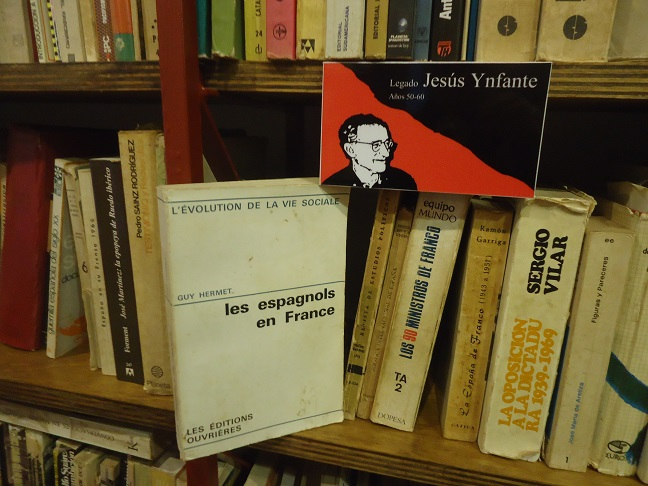 El libro Les Espagnols en France.