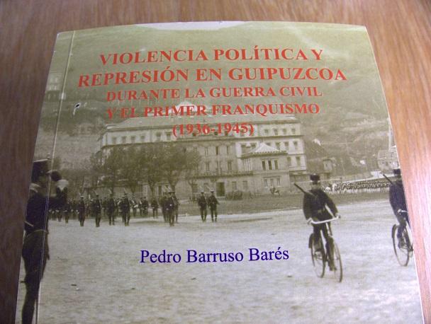 Libro de memoria histórica.