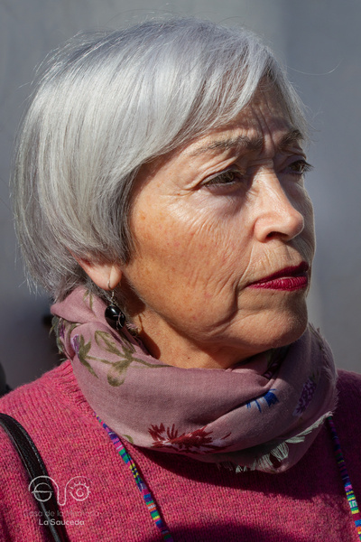 Margarita García Díaz, presidenta.