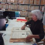 Margrita García Díez, en The Gibraltar National Archives.