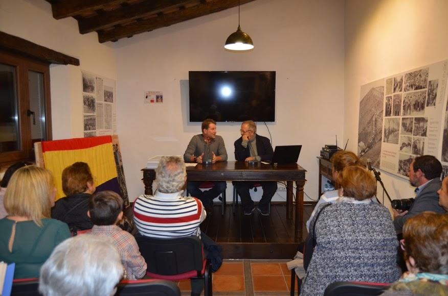 Conferencia de Juan José Téllez.