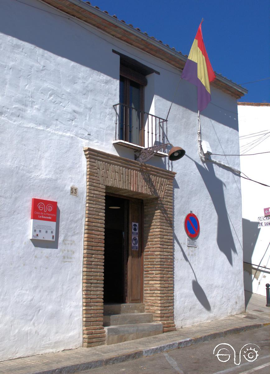 Casa de la Memoria La Sauceda.