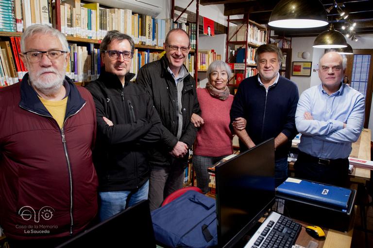 Integrantes del Comité Científico.