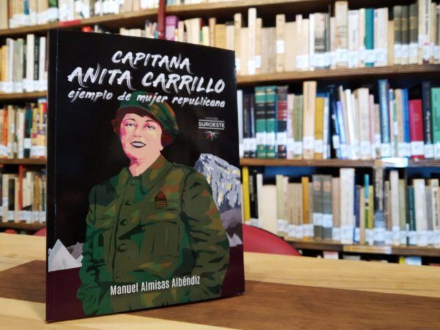Capitana Anita Carrillo, ejemplo de mujer republicana