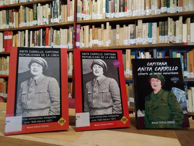 Ediciones de Anita Carrillo