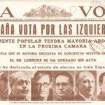 Portada de La Voz del 17 de febrero de 1936.