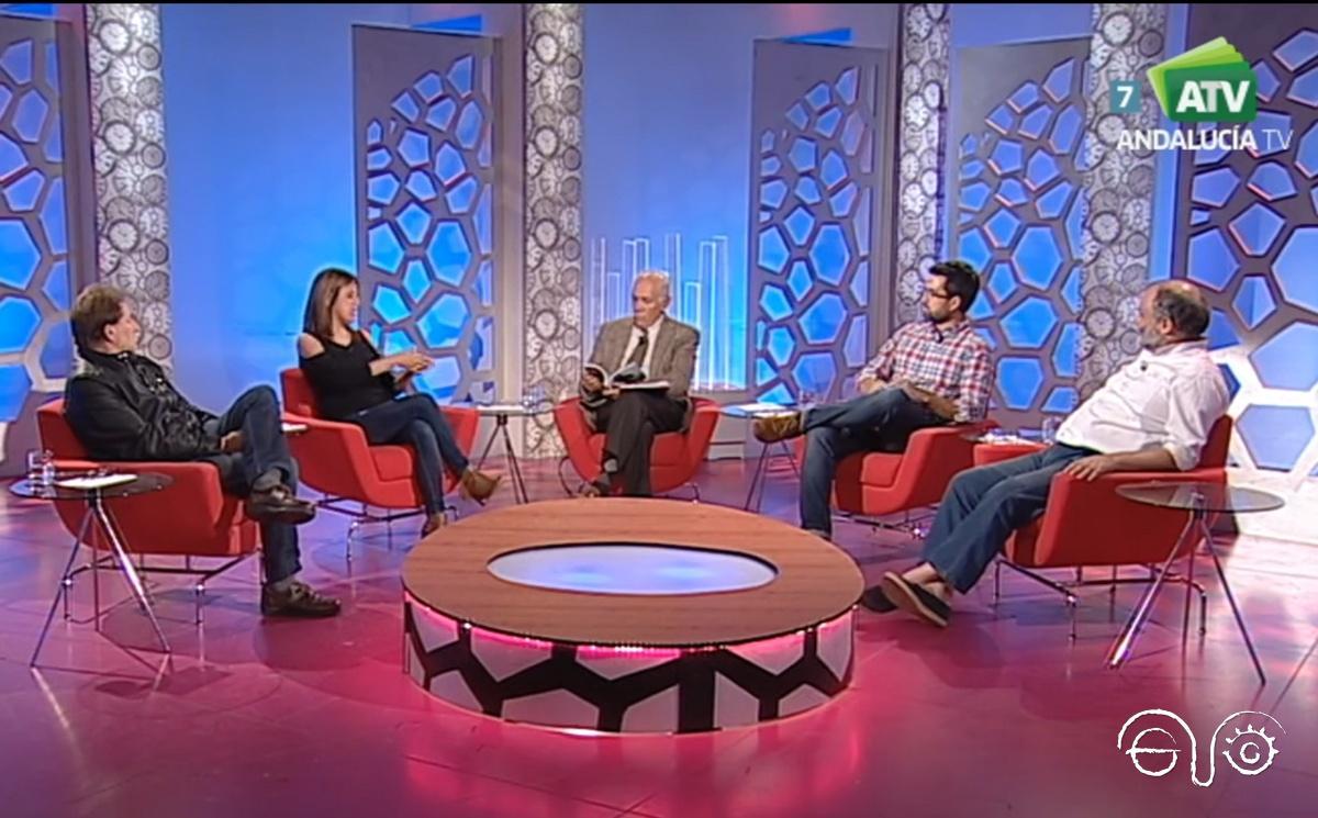 La memoria, Canal Sur TV, 14 de mayo de 2017.