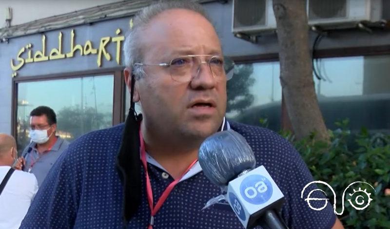 Ángel del Río, Foro por la Memoria del Campo de Gibraltar.
