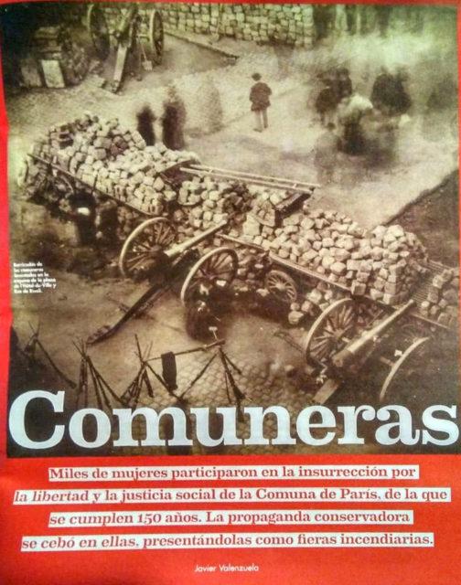 Comuneras