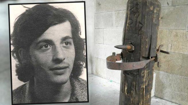 Salvador Puig Antich, ejecutado a garrote vil por el franquismo.