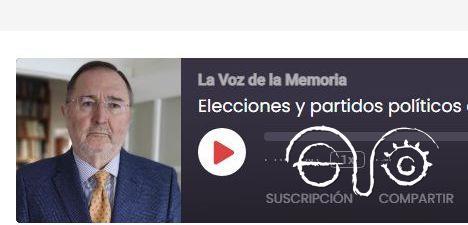 Abril Republicano en La Voz de la Memoria.