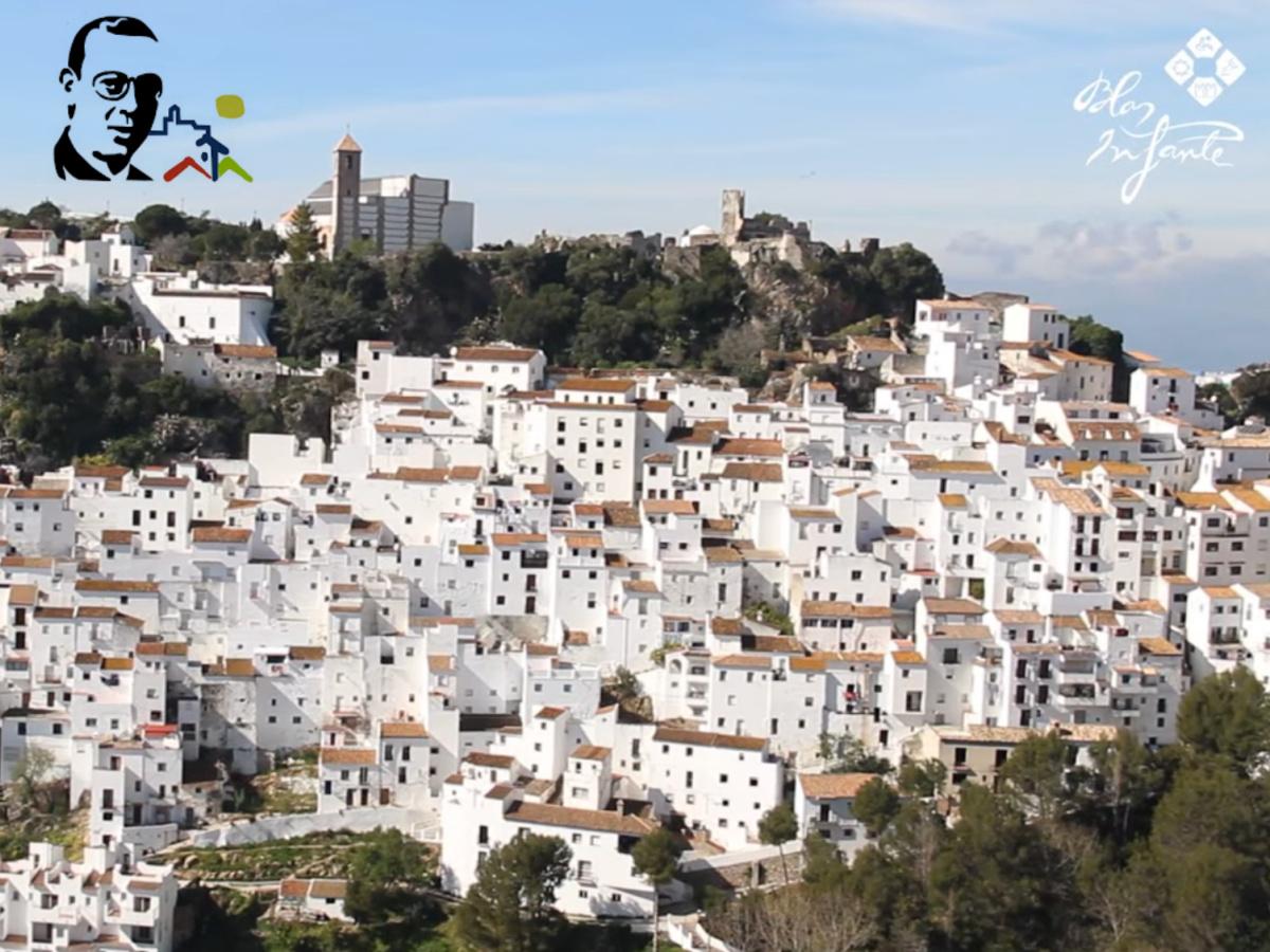 Casares, pueblo natal de Blas Infante.