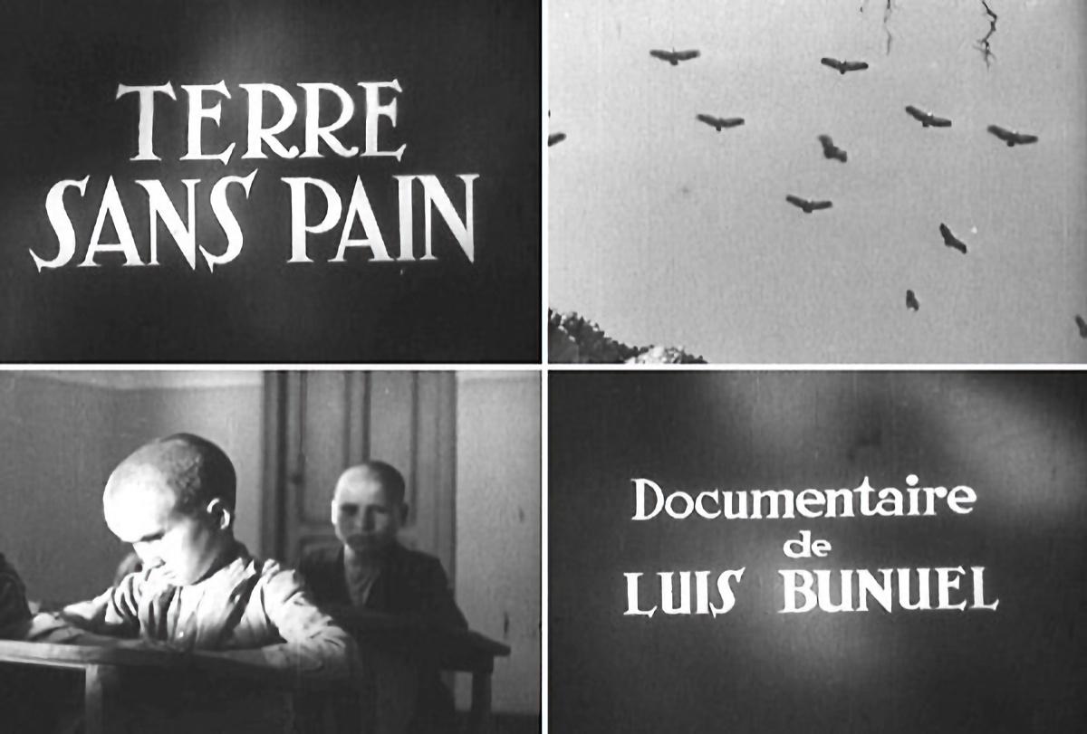 Las Hurdes, tierra sin pan, un documental de Luis Buñuel rodado en 1933