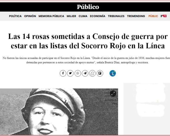 Captura del reportaje de Público.