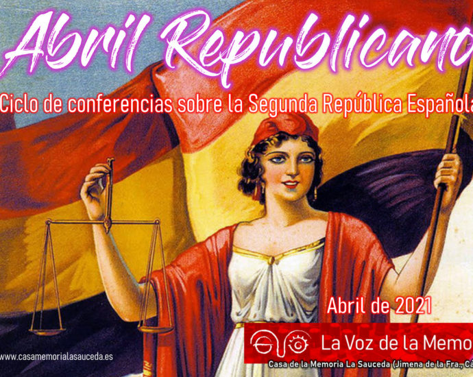 Abril republicano.