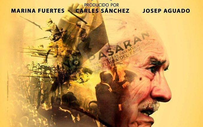 Cartel del documental de 2018.