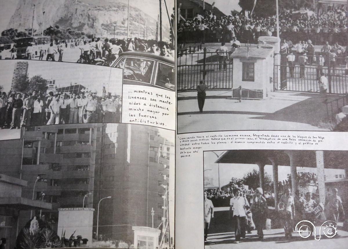 Fotografías de la publicación Operación Antiverja-79.Fotografías de la publicación Operación Antiverja-79.