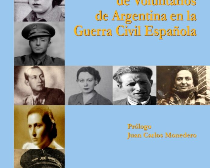 Diccionario Biográfico de Voluntarios de Argentina en la Guerra Civil Española.