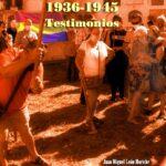 Portada del libro que recoge testimonios de familiares y represaliados de Jimena de la Frontera.