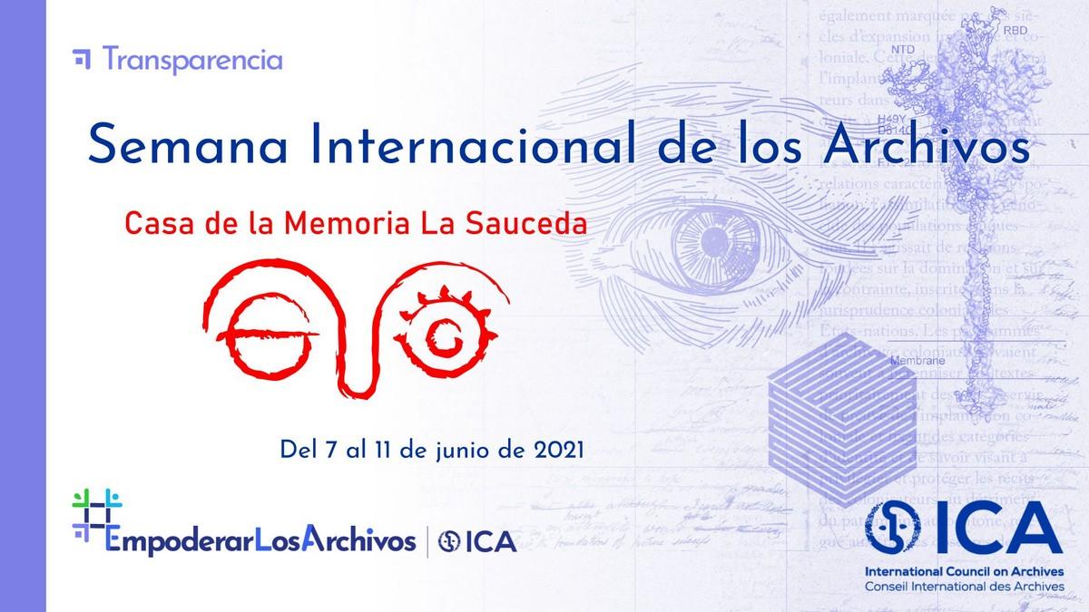Semana Internacional de los Archivos.