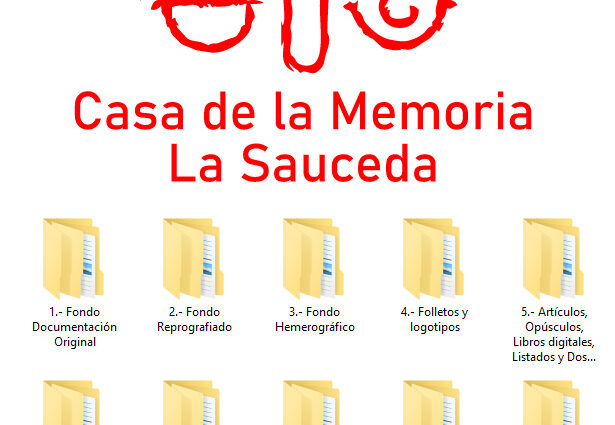 Archivo digital Casa de la Memoria La Sauceda