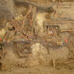Fosa común del cementerio de Jimena de la Frontera.