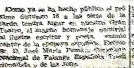 Diario de Cádiz, 9/7/1939.