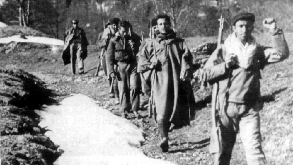 La guerrilla antifranquista se desarrolló fundamentalmente tras la guerra.