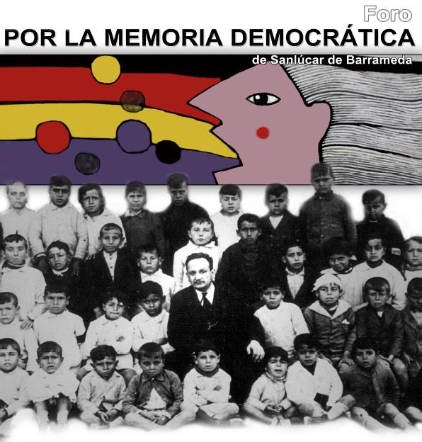 Foro por la Memoria de Sanlúcar de Barrameda.